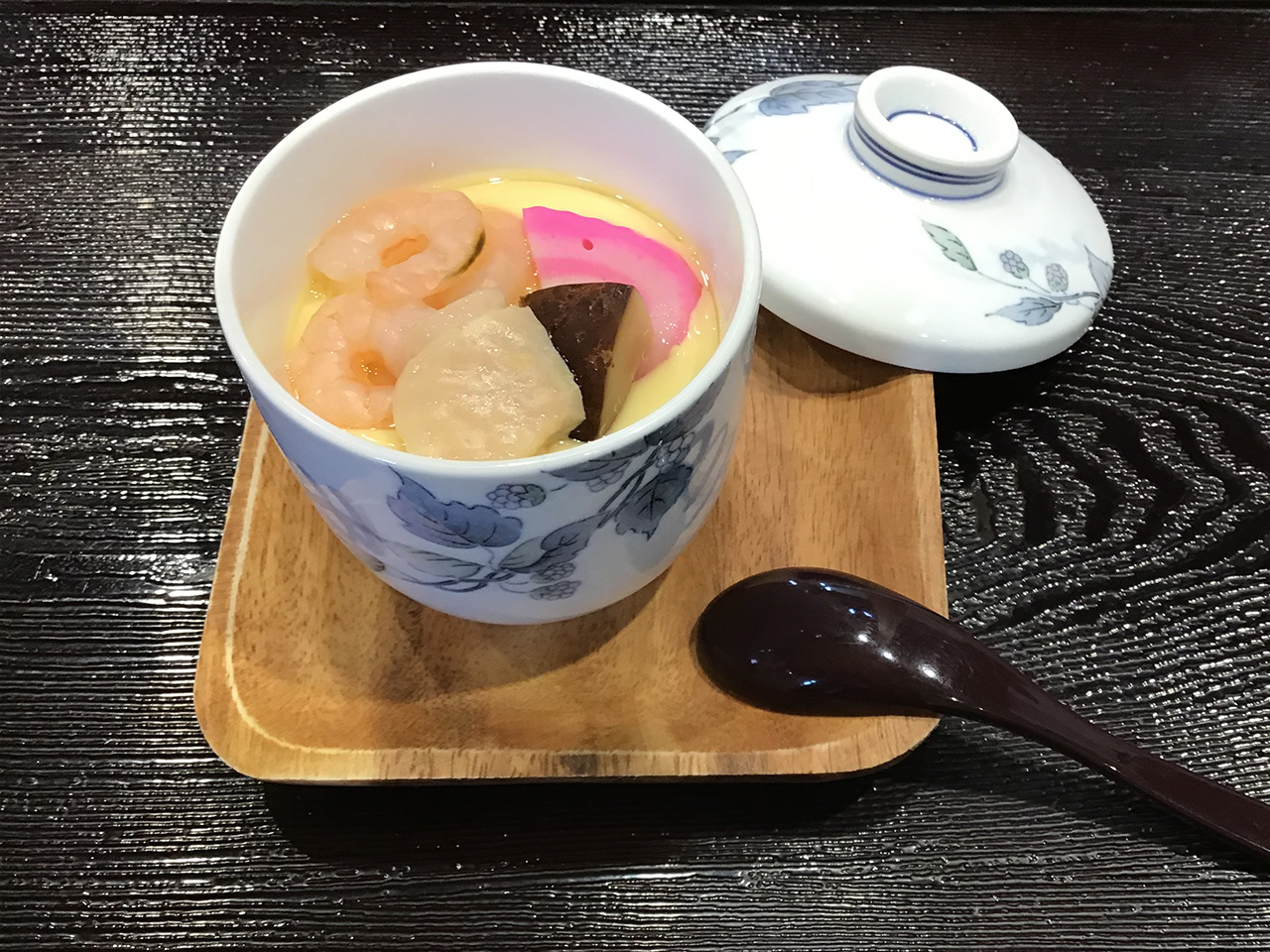 茶碗蒸し 200円