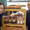 【出品者さんピックアップ】「お菓子作りと昼間の仕事、そして五つ太鼓。三刀流で頑張っています」 手作りの味の西村克子さん。