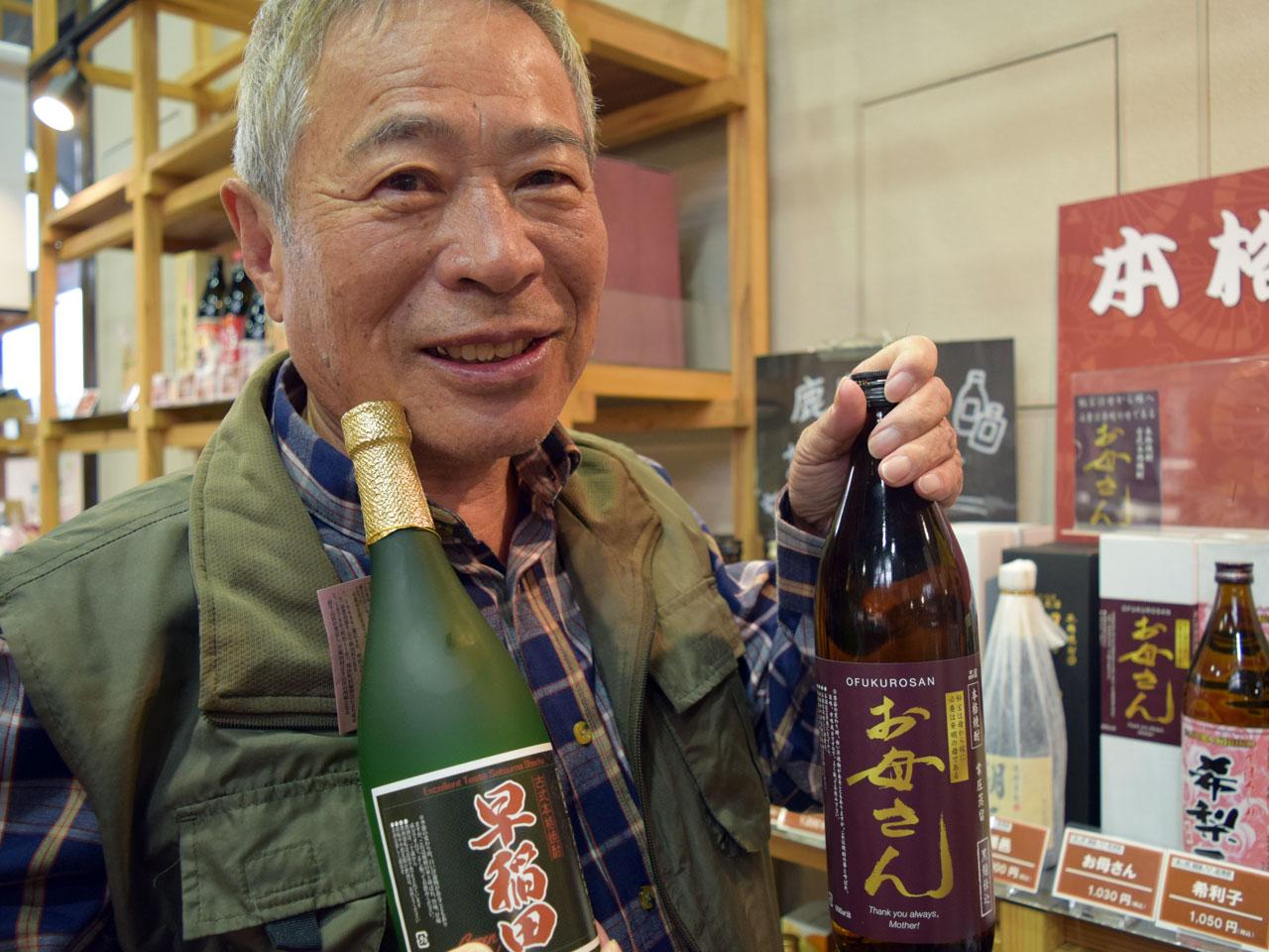 【出品者さんピックアップ】「早稲田に鹿実。実は母校ではないんです。」 かごしま味の上柿勉さん。