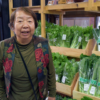 【出品者さんピックアップ】「毎日何かしら並べています」 畑通りの岸本嘉枝さん。